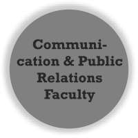 Communications and Public Relations Faculty